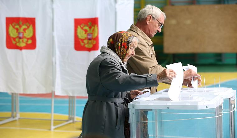 Первый день голосования. Южноуральцы выбирают депутатов в Заксобрание области
