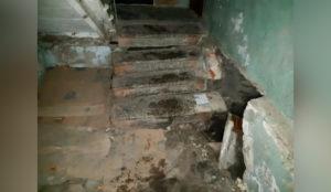 Трещит по швам. В Златоусте разрушилась несущая стена жилого дома