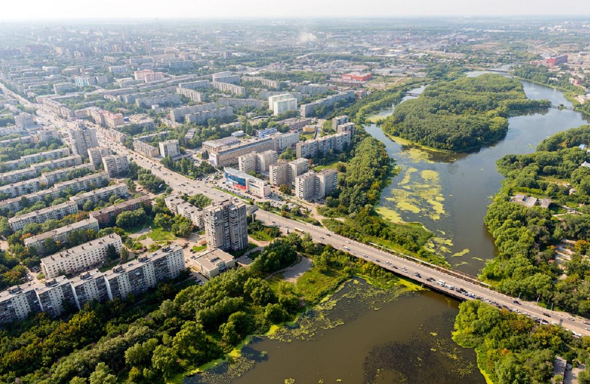 Сегодня ровно 100 дней с начала реконструкции Ленинградского моста в Челябинске