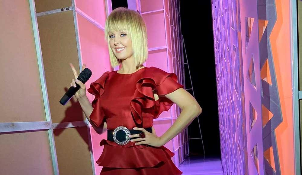 «Настоящая куколка». Валерия восхитила фанатов тренировкой в Челябинске ВИДЕО