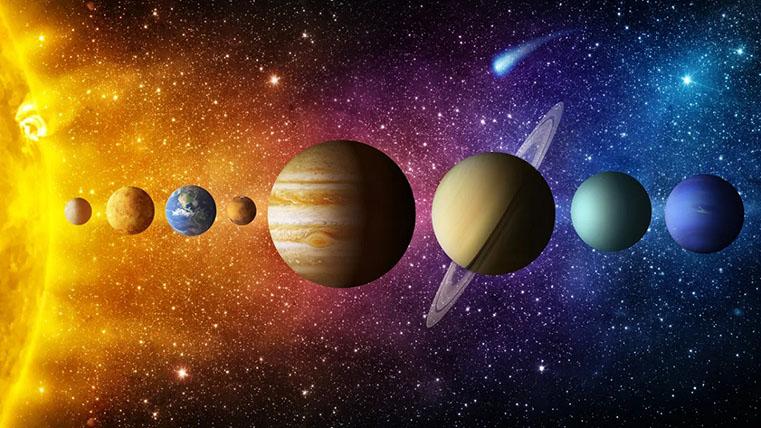 Интересные факты о космосе: какая планета состоит из алмазов и где идет металлический снег