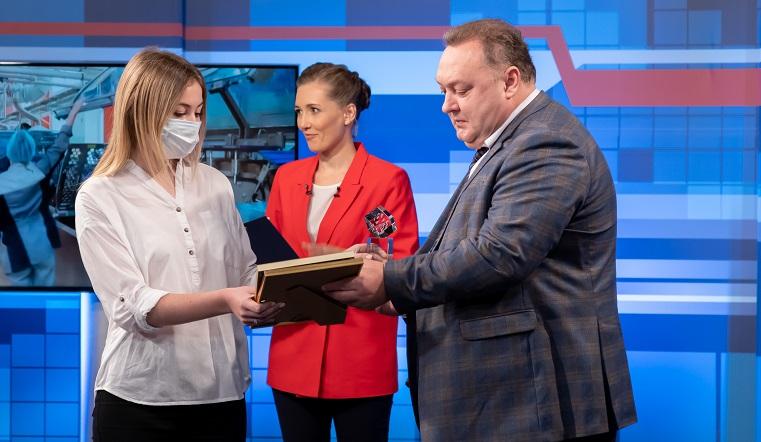 Экспортер года 2020. В студии ГТРК «Южный Урал» наградили бизнесменов-победителей