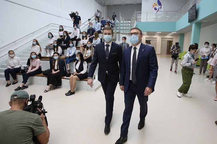 Не обойти и за 3 часа. Огромный образовательный центр открыли в Челябинске