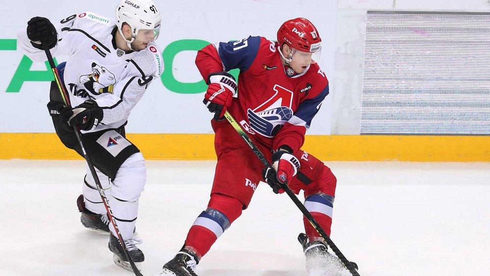 Проиграли красиво. Хоккеисты «Трактора» сразились в Ярославле с «Локомотивом»