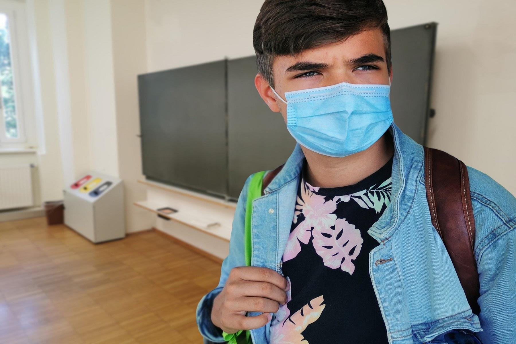 Коронавирус в Челябинской области. Среди больных – 18 школьников
