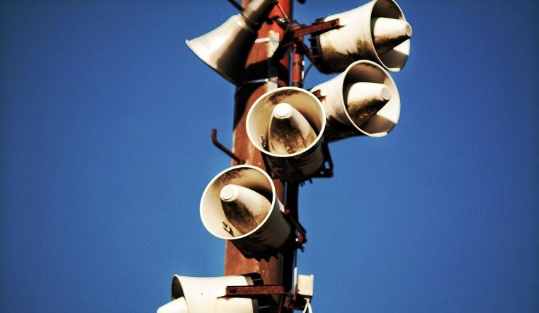Завоют сирены и заговорят домофоны. Проверка оповещения в Челябинске и Челябинской области