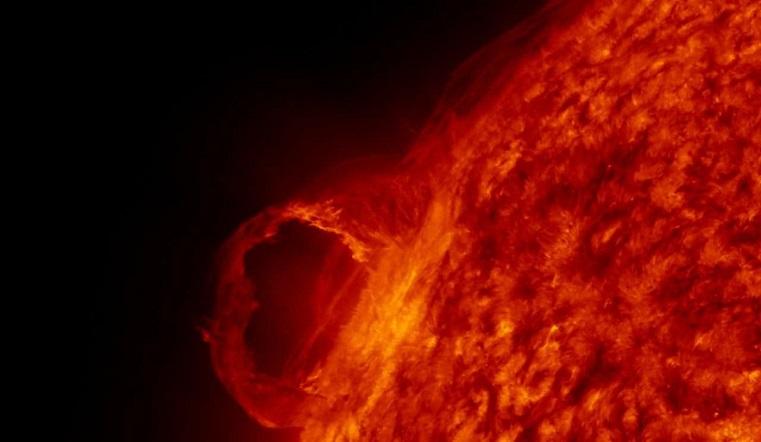 Магнитные бури 2020. На Землю обрушится самый мощный с начала года космический шторм