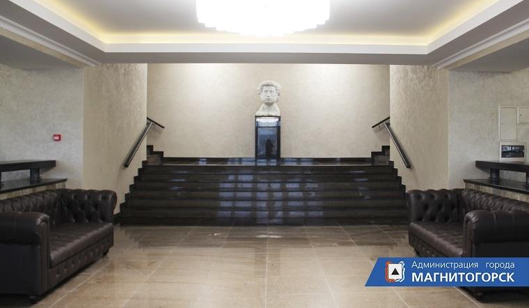 В стиле лофт. Драмтеатр в Магнитогорске открылся после масштабного ремонта