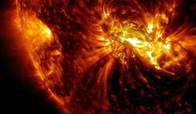 Магнитные бури 2020. Солнце нанесет мощный удар по магнитосфере Земли