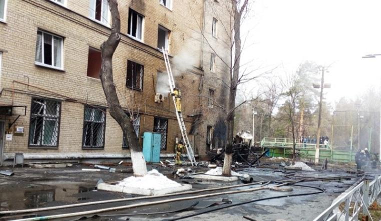 Проявили халатность. Из-за взрыва в больнице Челябинска возбудили уголовное дело