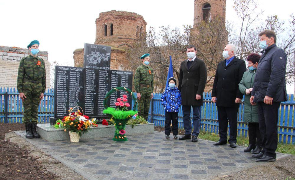 В память о воинах-победителях. В Челябинской области установили новый монумент
