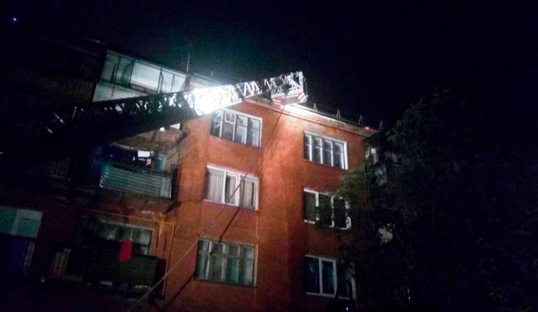 Дом восстановят. Пожар в Магнитогорске. Пожар на Пионерской Магнитогорск