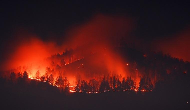 «Последний день Помпеи». В Миассе ввели особый режим из-за лесных пожаров