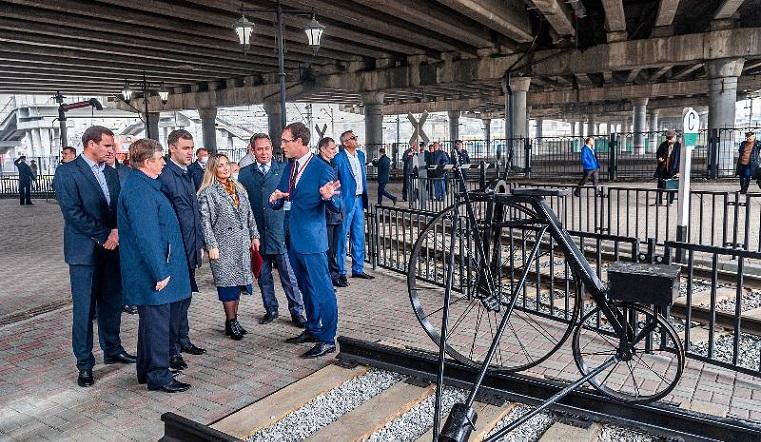 Локомотив развития. На Южном Урале появился музей железной дороги