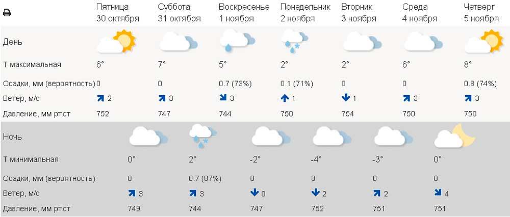 Погода в Челябинске в ноябре 2020: синоптики составили аномальный прогноз