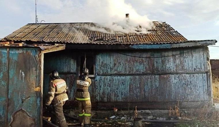 Сгорели заживо. В Челябинской области пожары унесли жизни 2 человек