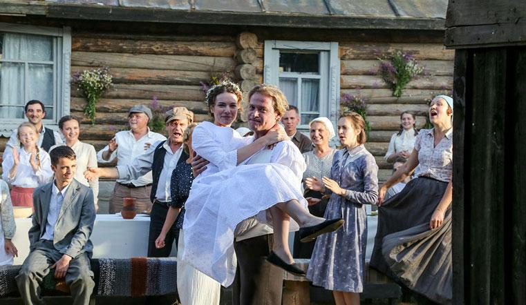 Сериалы осени 2020. Телеканал «Россия» запускает премьеру «Зови меня мамой»