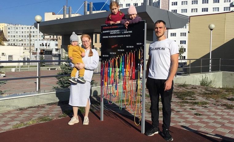 Лихо закрутили. Многодетная семья из Челябинска удивила жителей Татарстана ВИДЕО