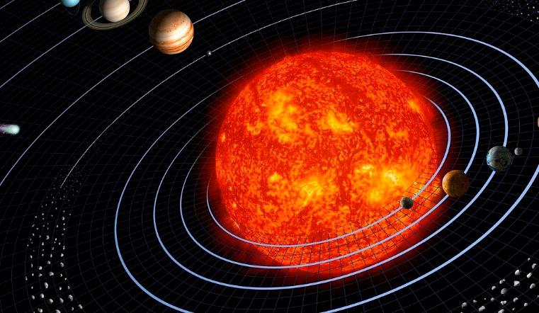 Магнитные бури 2020. Пятна на Солнце стали в 8 раз шире Земли