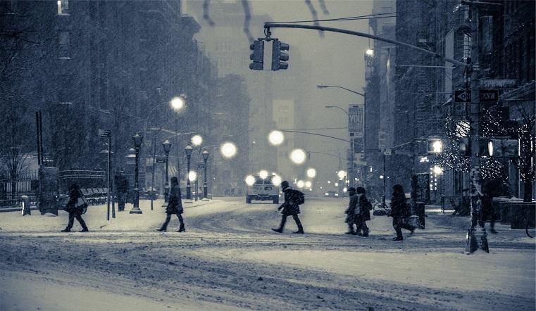 Осень уходит. На Урале ожидается резкое похолодание и обильный снегопад
