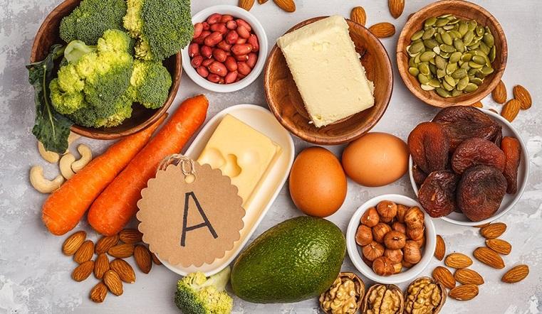 Чудо - элемент. Витамин А и его 5 полезных свойств
