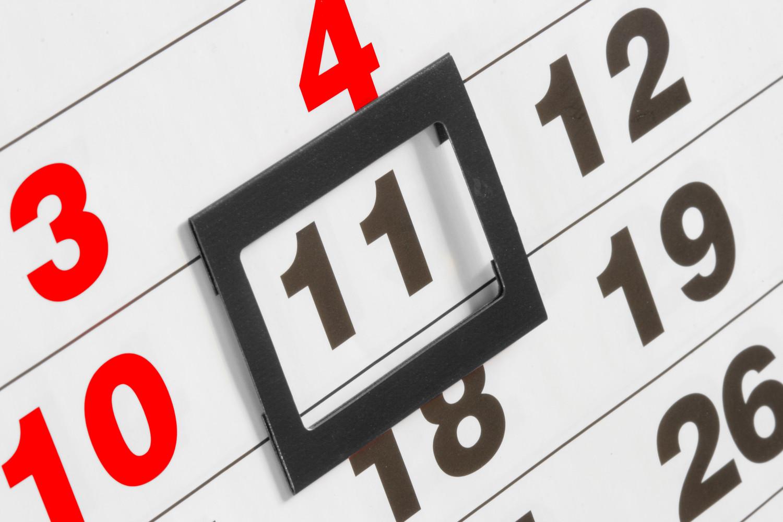 Число судьбы 11.11. День мощной энергетики и исполнения желаний