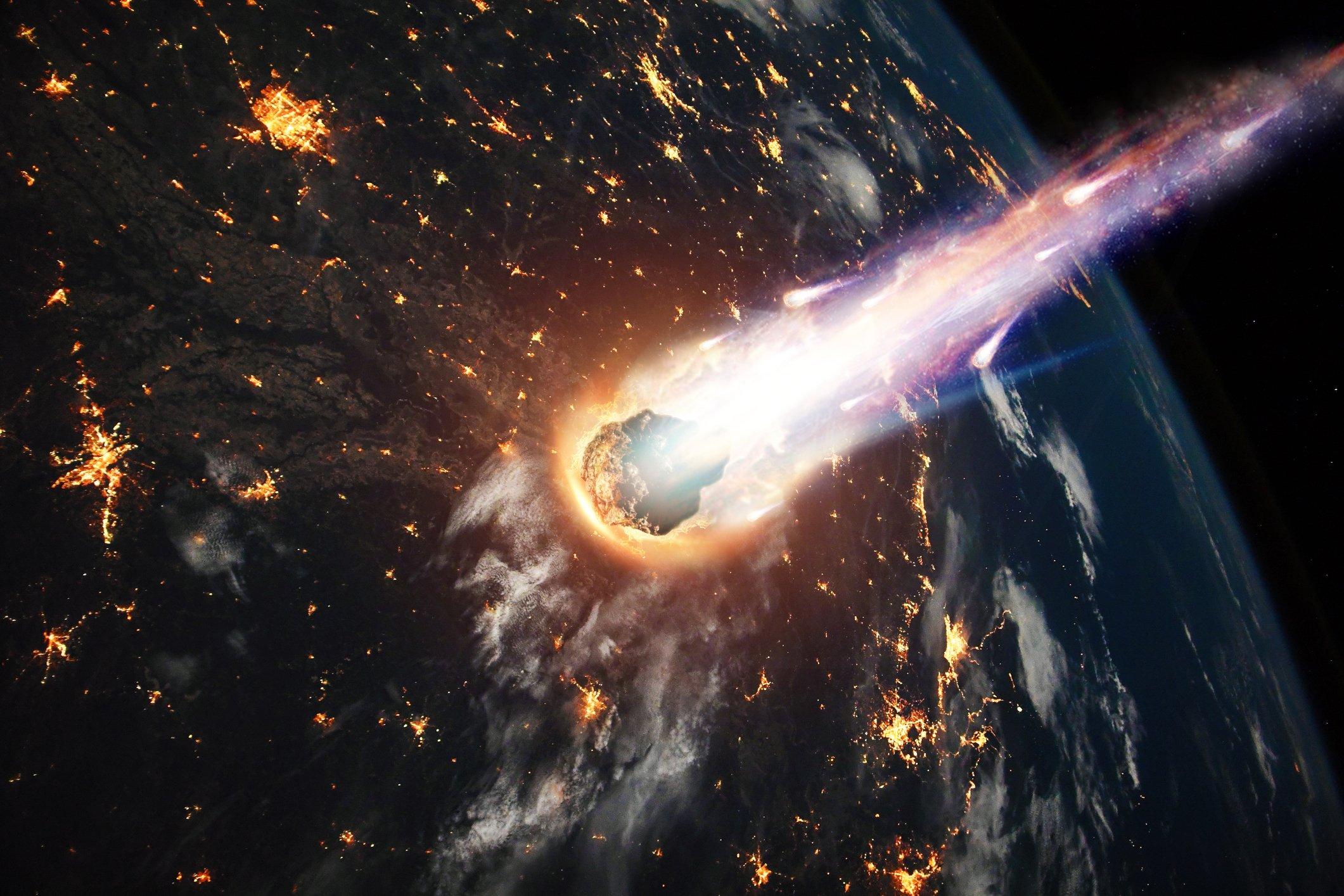 Ценой в 17 млрд долларов. К Земле несется астероид размером с небоскреб