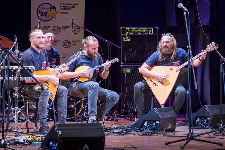 Три часа музыки. В Челябинске состоялся гала-концерт фестиваля «Весенний бит» ВИДЕО