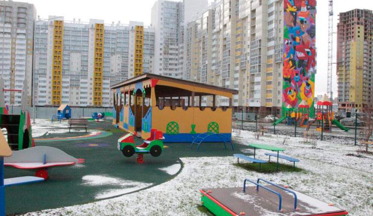 В новых микрорайонах. В Челябинске до конца года откроют 9 детских садов
