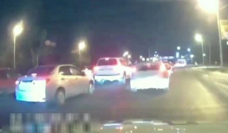 Погоня на бешеной скорости. Житель Челябинской области угнал такси