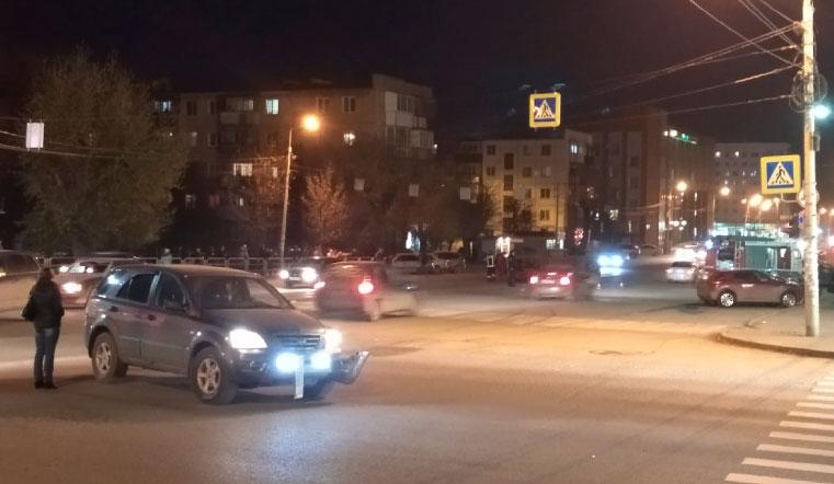 ДТП Челябинск. Авария в Челябинске
