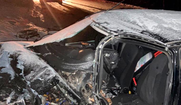 Роковой обгон. В лобовой аварии на Урале погиб один человек. ДТП Челябинск