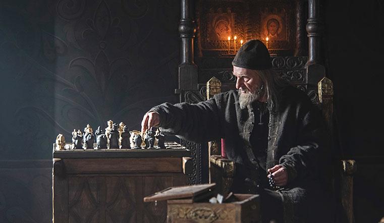 Историческая премьера. Объявлена дата выхода сериала «Грозный» на телеканале «Россия»