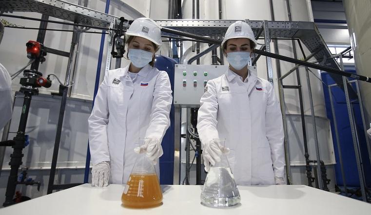 Аналогов нет. Челябинский завод запустил уникальный цех по очистке водных стоков