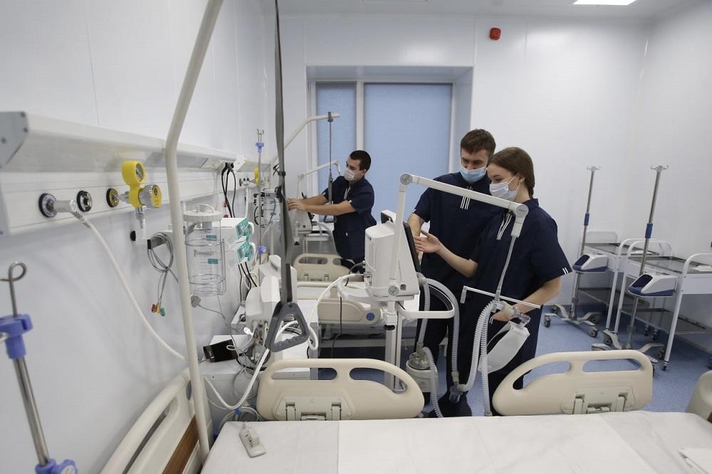 11 корпусов с передовым оборудованием. Под Челябинском открыта новая инфекционная больница