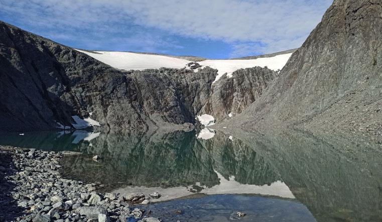 Интересные факты: ледники. Ледниковый период