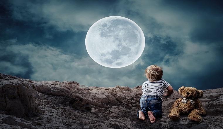 Полнолуние 2020. Безумная Луна в ноябре, что нельзя делать
