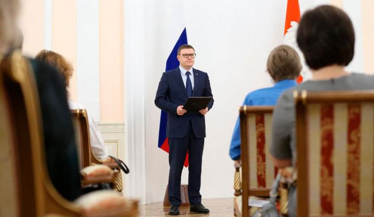 За вклад в борьбу с COVID-19. Медики на Южном Урале получили президентские награды