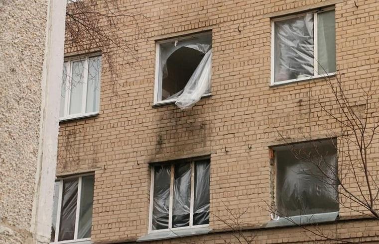 Последствия взрыва в ГКБ №2 ликвидируют в Челябинске