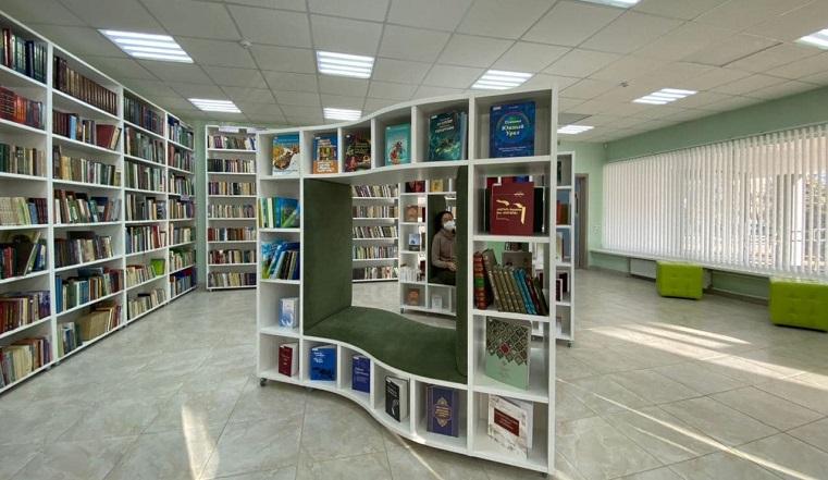 Интеллектуальный центр. В Южноуральской библиотеке сделали полную модернизацию
