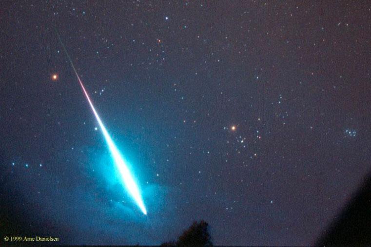 Метеорный поток Леониды