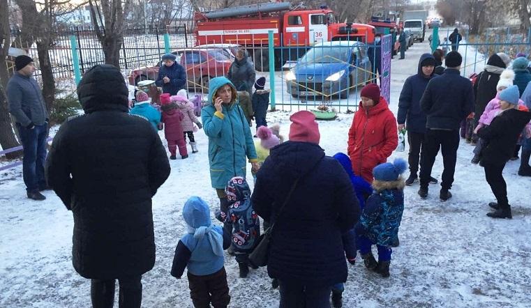 Вовремя среагировали. Из детского сада на Южном Урале эвакуировали 54 ребенка
