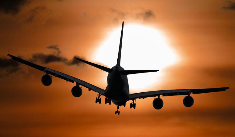 Сплошной каток. Самолет Челябинск — Санкт-Петербург не смог сесть в аэропорту Пулково