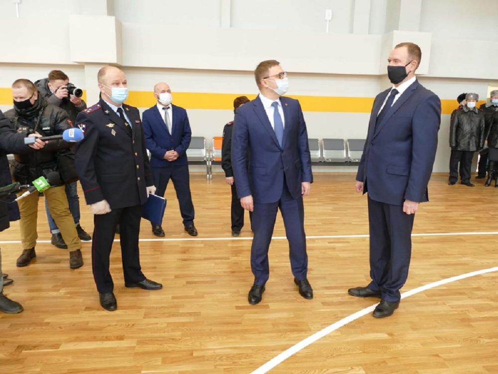 Ничего кроме пользы. В Челябинске открыт новый спорткомплекс