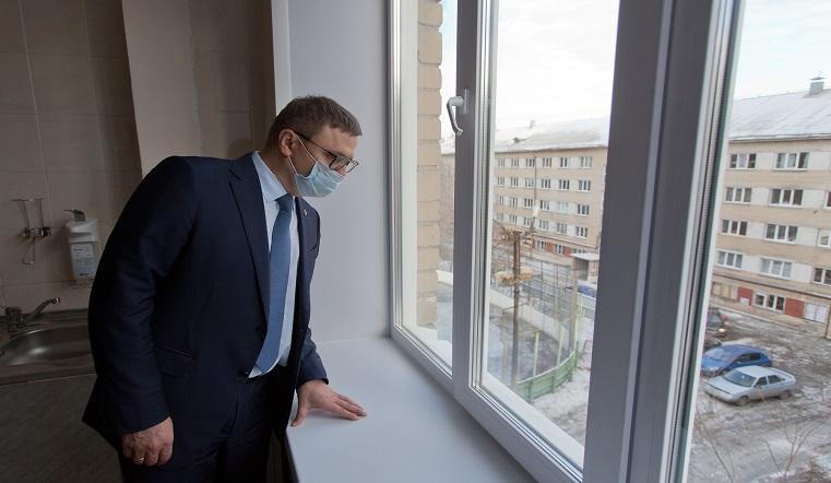 Готова к открытию. Губернатор Челябинской области посетил пострадавшую от взрыва больницу