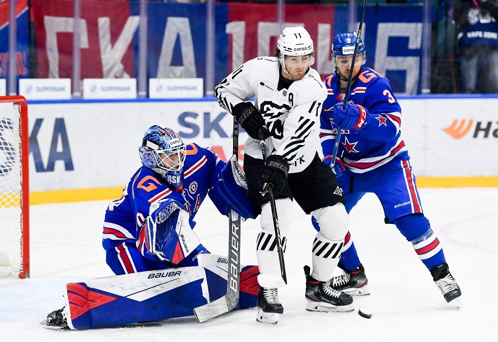 Первый на Востоке: «Трактор» одержал победу над СКА и возглавил Восточную конференцию КХЛ