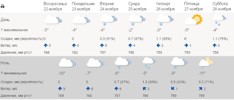 Гадкий ноябрь: мощные снегопады испортят настроение жителям Урала. Погода в Уфе сегодня
