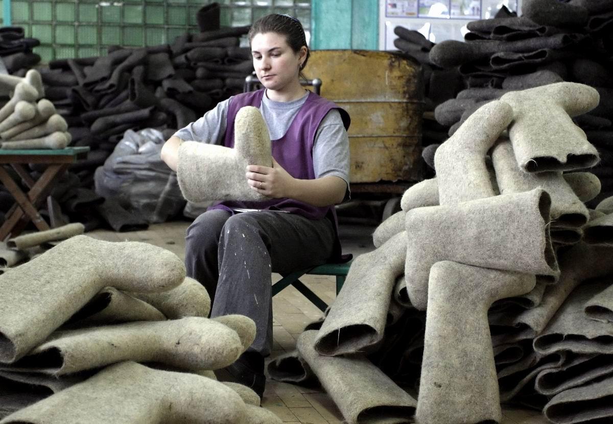 Крепкие, как уральская сталь. Валенки из Челябинской области ценят даже за границей