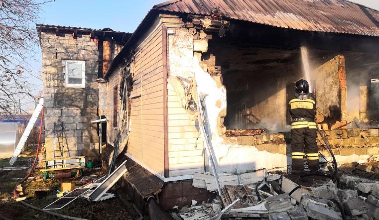 Названа причина взрыва газа в Челябинске, унесшего жизни матери и 2 детей