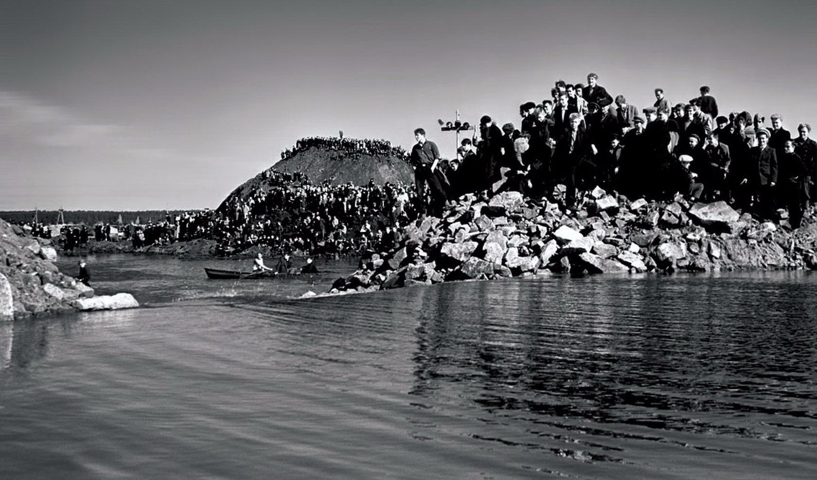 Челябинская Атлантида: тайны Шершневского водохранилища
